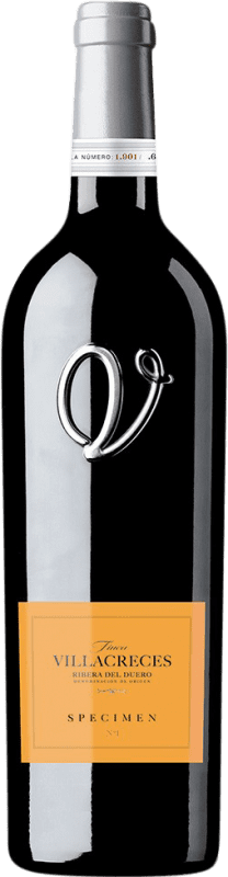 56,95 € Free Shipping | Red wine Finca Villacreces Finca Villacreces Specimen D.O. Ribera del Duero Castilla y León Spain Tempranillo, Cabernet Sauvignon Bottle 75 cl