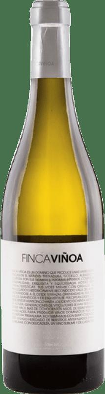 22,95 € Free Shipping   White wine Finca Viñoa D.O. Ribeiro Galicia Spain Godello, Loureiro, Treixadura, Albariño Magnum Bottle 1,5 L