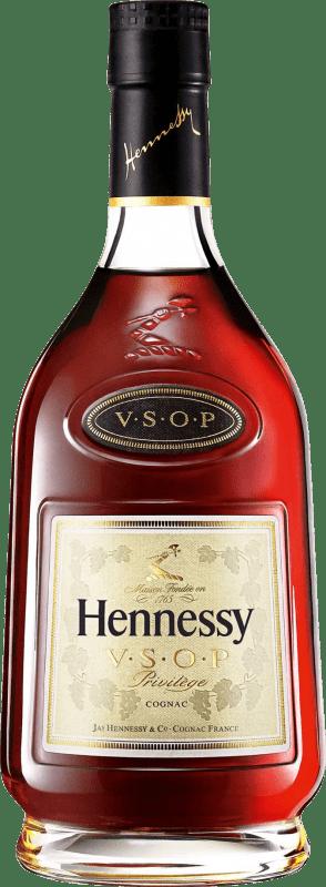 46,95 € Free Shipping | Cognac Hennessy V.S.O.P. Art by Liu Wei Bottle 70 cl