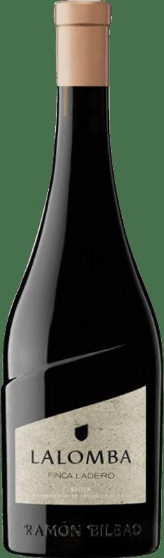 61,95 € Free Shipping | Red wine Ramón Bilbao Lalomba Finca Ladero D.O.Ca. Rioja The Rioja Spain Tempranillo, Grenache Bottle 75 cl