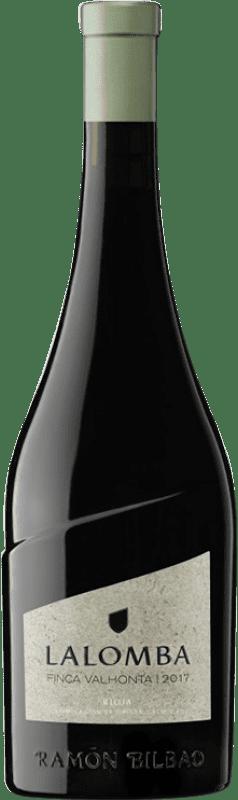 58,95 € Free Shipping | Red wine Ramón Bilbao Lalomba Finca Valhonta D.O.Ca. Rioja The Rioja Spain Tempranillo Bottle 75 cl