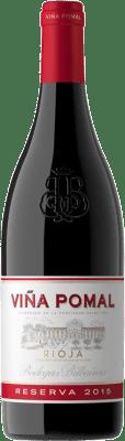 Bodegas Bilbaínas Viña Pomal Tempranillo Rioja Reserva 1,5 L