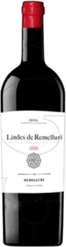 29,95 € Envío gratis | Vino tinto Ntra. Sra de Remelluri Lindes S.Vicente Crianza D.O.Ca. Rioja La Rioja España Tempranillo, Garnacha, Graciano Botella Mágnum 1,5 L