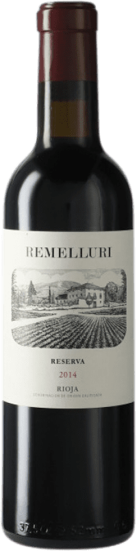 13,95 € Free Shipping | Red wine Ntra. Sra de Remelluri Reserva D.O.Ca. Rioja The Rioja Spain Tempranillo, Grenache, Graciano Half Bottle 37 cl