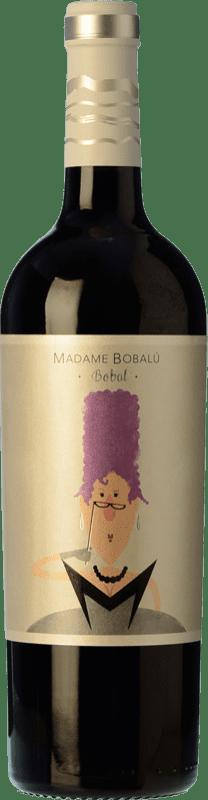 5,95 € Envoi gratuit | Vin rouge Volver Madame Bobalu Joven D.O. Valencia Levante Espagne Bobal Bouteille 75 cl