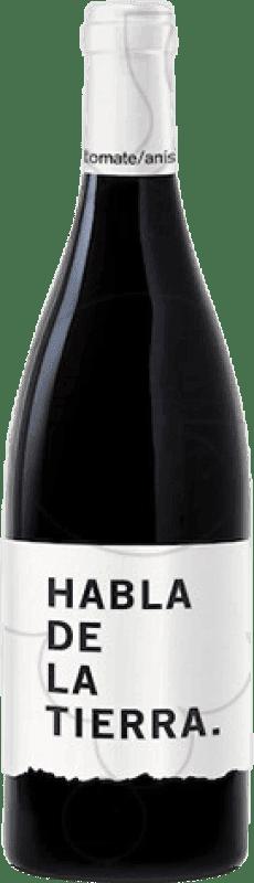 15,95 € Envío gratis | Vino tinto Habla de la Tierra Andalucía y Extremadura España Tempranillo, Cabernet Sauvignon Botella Mágnum 1,5 L