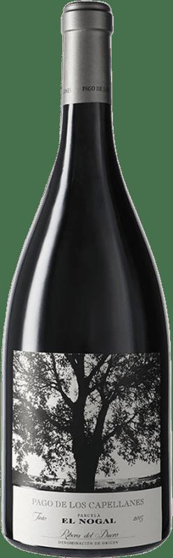 89,95 € Envoi gratuit | Vin rouge Pago de los Capellanes El Nogal D.O. Ribera del Duero Castille et Leon Espagne Tempranillo Bouteille Magnum 1,5 L