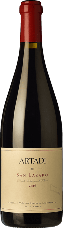 81,95 € | Red wine Artadi San Lázaro D.O.Ca. Rioja The Rioja Spain Tempranillo Bottle 75 cl