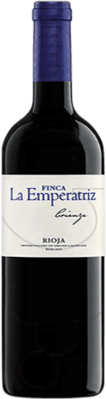 21,95 € Envío gratis | Vino tinto Hernáiz Finca La Emperatriz Crianza D.O.Ca. Rioja La Rioja España Tempranillo, Garnacha, Macabeo Botella Mágnum 1,5 L