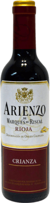 4,95 € | Red wine Marqués de Riscal Arienzo de Riscal Crianza D.O.Ca. Rioja The Rioja Spain Tempranillo, Graciano, Mazuelo, Carignan Half Bottle 37 cl