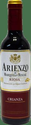 4,95 € Envoi gratuit   Vin rouge Marqués de Riscal Arienzo de Riscal Crianza D.O.Ca. Rioja La Rioja Espagne Tempranillo, Graciano, Mazuelo, Carignan Demi Bouteille 37 cl