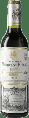 8,95 € Envoi gratuit   Vin rouge Marqués de Riscal Reserva D.O.Ca. Rioja La Rioja Espagne Tempranillo, Graciano, Mazuelo, Carignan Demi Bouteille 37 cl