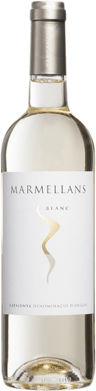 4,95 € | White wine Capçanes Marmellans Joven D.O. Catalunya Catalonia Spain Grenache White, Macabeo Bottle 75 cl