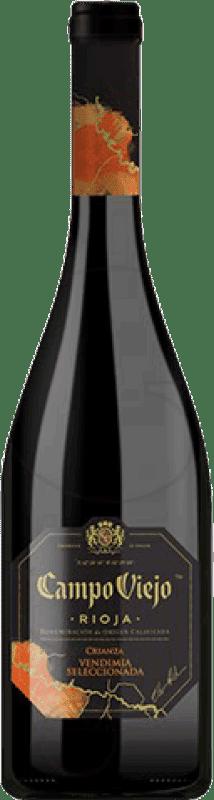 6,95 € | Red wine Campo Viejo V.S. Very Special Crianza D.O.Ca. Rioja The Rioja Spain Tempranillo Bottle 75 cl
