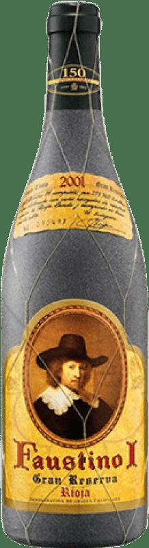 25,95 € Envoi gratuit   Vin rouge Faustino I Especial Gran Reserva D.O.Ca. Rioja La Rioja Espagne Tempranillo, Graciano, Mazuelo, Carignan Bouteille 75 cl