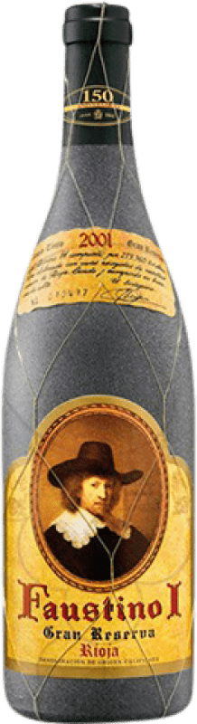 28,95 € | Red wine Faustino I Especial Gran Reserva D.O.Ca. Rioja The Rioja Spain Tempranillo, Graciano, Mazuelo, Carignan Bottle 75 cl