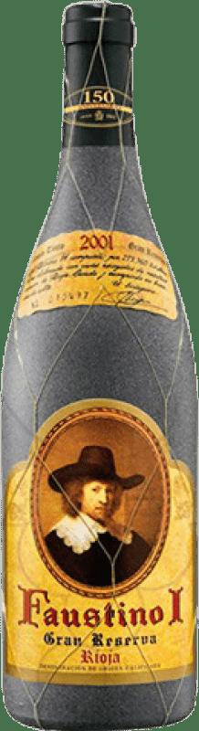27,95 € Envoi gratuit   Vin rouge Faustino I Especial Gran Reserva D.O.Ca. Rioja La Rioja Espagne Tempranillo, Graciano, Mazuelo, Carignan Bouteille 75 cl