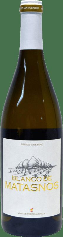 23,95 € Envoi gratuit | Vin blanc Bosque de Matasnos Crianza I.G.P. Vino de la Tierra de Castilla y León Castille et Leon Espagne Viognier, Chardonnay, Verdejo Bouteille 75 cl
