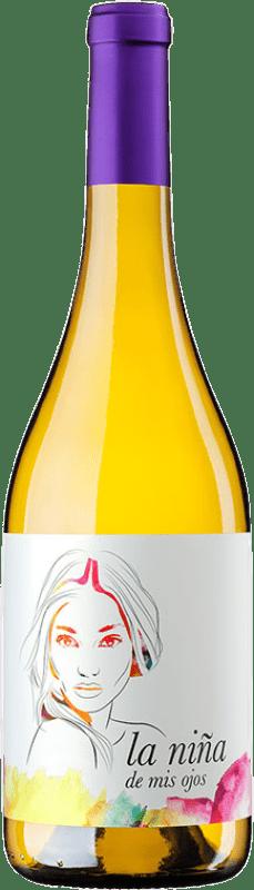 8,95 € Envoi gratuit | Vin blanc Altanza La Niña de Mis Ojos Joven La Rioja Espagne Sauvignon Blanc Bouteille 75 cl