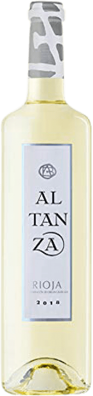 6,95 € | White wine Altanza Lealtanza Joven D.O.Ca. Rioja The Rioja Spain Bottle 75 cl