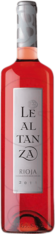 5,95 € Envoi gratuit | Vin rose Altanza Lealtanza Joven D.O.Ca. Rioja La Rioja Espagne Tempranillo Bouteille 75 cl