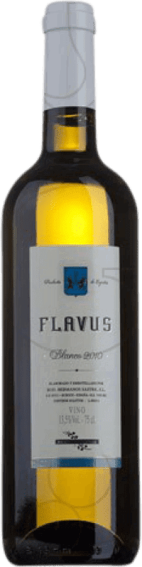 8,95 € Envío gratis | Vino blanco Viña Sastre Flavus Crianza Castilla y León España Palomino Fino Botella 75 cl
