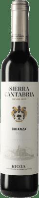 6,95 € | Red wine Sierra Cantabria Crianza D.O.Ca. Rioja The Rioja Spain Tempranillo, Graciano Half Bottle 50 cl