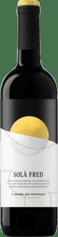 5,95 € Envoi gratuit | Vin rouge Masroig Sola Fred D.O. Montsant Catalogne Espagne Grenache, Mazuelo, Carignan Bouteille 75 cl