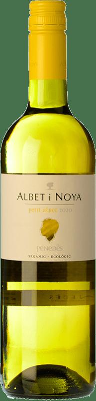 6,95 € Free Shipping | White wine Albet i Noya Petit Albet Joven D.O. Penedès Catalonia Spain Xarel·lo, Chardonnay Bottle 75 cl