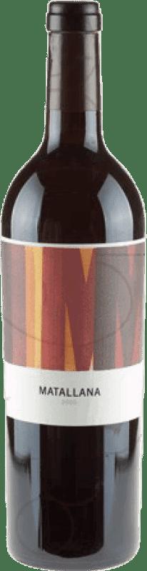 74,95 € Envío gratis | Vino tinto Telmo Rodríguez Alto Matallana D.O. Ribera del Duero Castilla y León España Botella 75 cl