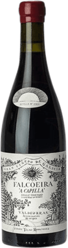 57,95 € Free Shipping | Red wine Telmo Rodríguez Falcoeira a Capilla D.O. Valdeorras Galicia Spain Mencía, Grenache Tintorera, Sousón, Brancellao Bottle 75 cl