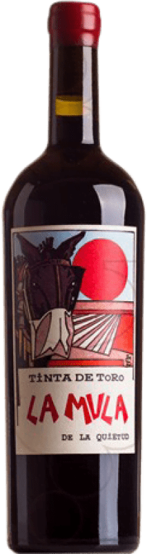 118,95 € 免费送货   红酒 Quinta de la Quietud La Mula D.O. Toro 卡斯蒂利亚莱昂 西班牙 Tempranillo 瓶子 Magnum 1,5 L