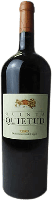 47,95 € 免费送货   红酒 Quinta de la Quietud Crianza D.O. Toro 卡斯蒂利亚莱昂 西班牙 瓶子 Magnum 1,5 L