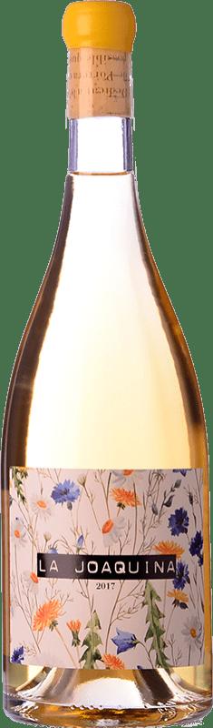 17,95 € 免费送货 | 白酒 Vall Llach La Joaquina Joven D.O.Ca. Priorat 加泰罗尼亚 西班牙 Grenache White, Viognier, Escanyavella 瓶子 75 cl