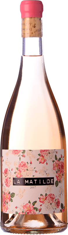 17,95 € Envoi gratuit | Vin rose Vall Llach La Matilde Joven D.O.Ca. Priorat Catalogne Espagne Grenache Bouteille 75 cl