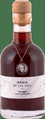 125,95 € Envío gratis | Vino generoso Vall Llach María de Cal Ranci D.O.Ca. Priorat Cataluña España Garnacha, Garnacha Blanca Botellín 20 cl