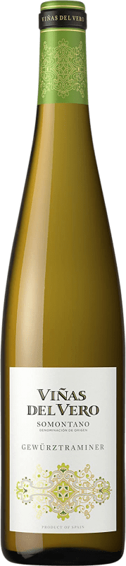 9,95 € | White wine Viñas del Vero Colección Joven D.O. Somontano Aragon Spain Gewürztraminer Bottle 75 cl