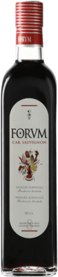 7,95 € Free Shipping | Vinegar Augustus Cabernet Forum Spain Cabernet Sauvignon Half Bottle 50 cl