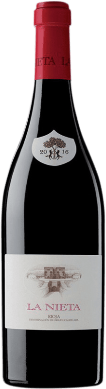 79,95 € Free Shipping | Red wine Páganos La Nieta D.O.Ca. Rioja The Rioja Spain Tempranillo Bottle 75 cl