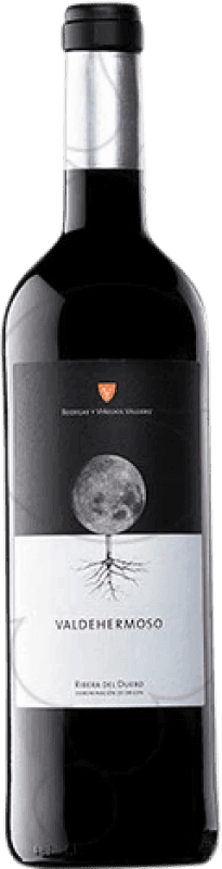 24,95 € | Red wine Valderiz Valdehermoso Crianza D.O. Ribera del Duero Castilla y León Spain Tempranillo Magnum Bottle 1,5 L