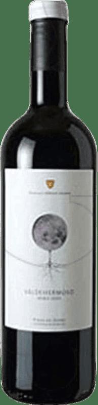 14,95 € Envío gratis | Vino tinto Valderiz Valdehermoso Crianza D.O. Ribera del Duero Castilla y León España Tempranillo Botella Mágnum 1,5 L