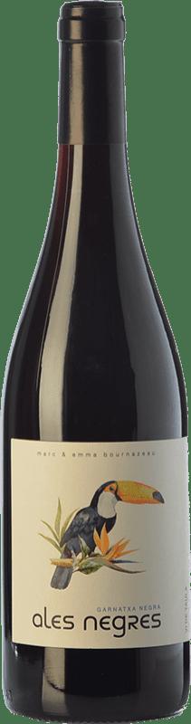 9,95 € 免费送货 | 红酒 Terra Remota Ales Negres Crianza D.O. Empordà 加泰罗尼亚 西班牙 Tempranillo, Syrah, Grenache, Cabernet Sauvignon 瓶子 75 cl