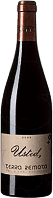 128,95 € | Red wine Terra Remota Usted D.O. Empordà Catalonia Spain Syrah, Grenache Bottle 75 cl