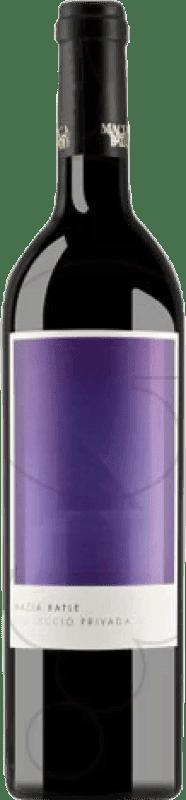 24,95 € Envío gratis | Vino tinto Macià Batle Reserva Privada Reserva D.O. Binissalem Islas Baleares España Cabernet Sauvignon, Callet, Mantonegro Botella 75 cl