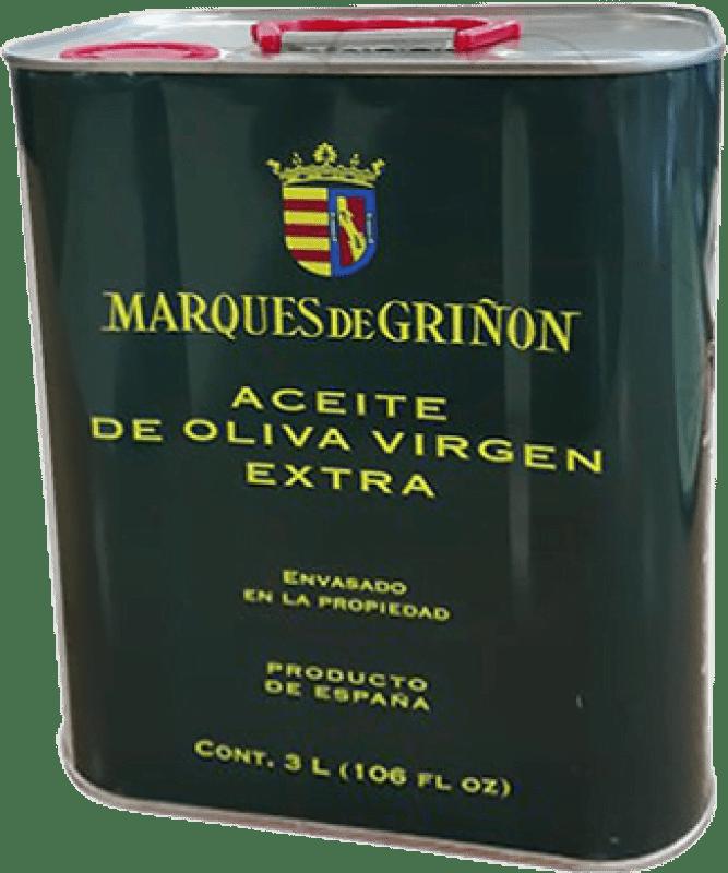 39,95 € Free Shipping   Cooking Oil Marqués de Griñón Spain 3 L