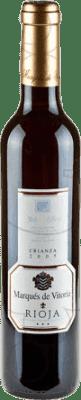5,95 € Envoi gratuit | Vin rouge Marqués de Vitoria Crianza D.O.Ca. Rioja La Rioja Espagne Tempranillo Demi Bouteille 50 cl