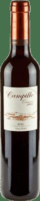 7,95 € Envío gratis | Vino tinto Campillo Crianza D.O.Ca. Rioja La Rioja España Tempranillo Media Botella 50 cl