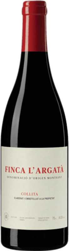 28,95 € | Red wine Joan d'Anguera Finca l'Argata Crianza D.O. Montsant Catalonia Spain Bottle 75 cl