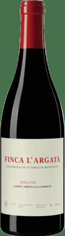 28,95 € Envoi gratuit | Vin rouge Joan d'Anguera Finca l'Argata Crianza D.O. Montsant Catalogne Espagne Bouteille 75 cl