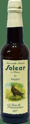14,95 € | Fortified wine Barbadillo Rama D.O. Manzanilla-Sanlúcar de Barrameda Andalucía y Extremadura Spain Palomino Fino Half Bottle 37 cl